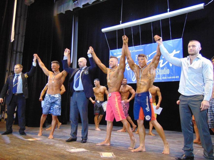 Мариупольцы получили три золотые медали за красоту тел (ФОТО+ВИДЕО) (фото) - фото 8