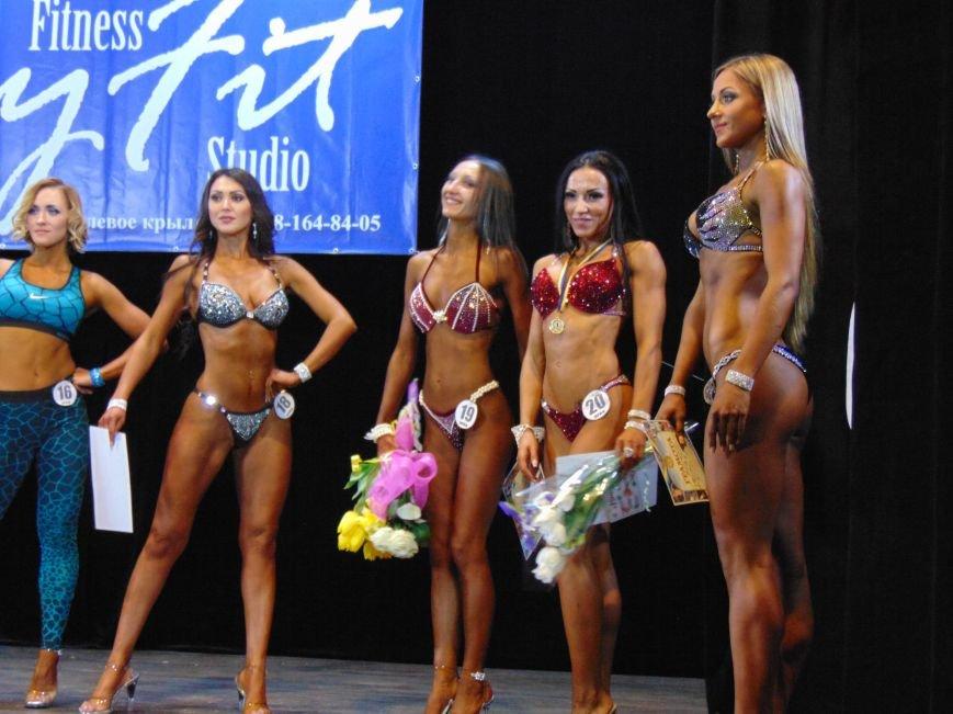 Мариупольцы получили три золотые медали за красоту тел (ФОТО+ВИДЕО) (фото) - фото 6