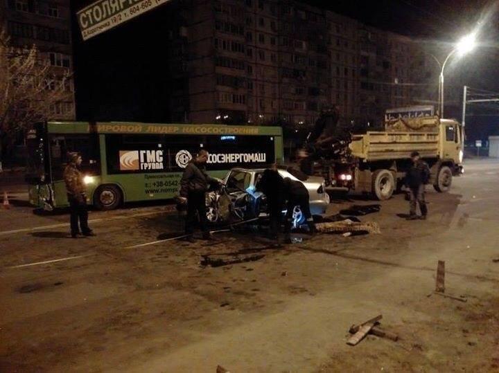Жуткое ДТП в Сумах: один человек погиб, четверо травмированы (ФОТО), фото-6