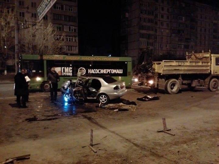 Жуткое ДТП в Сумах: один человек погиб, четверо травмированы (ФОТО), фото-7