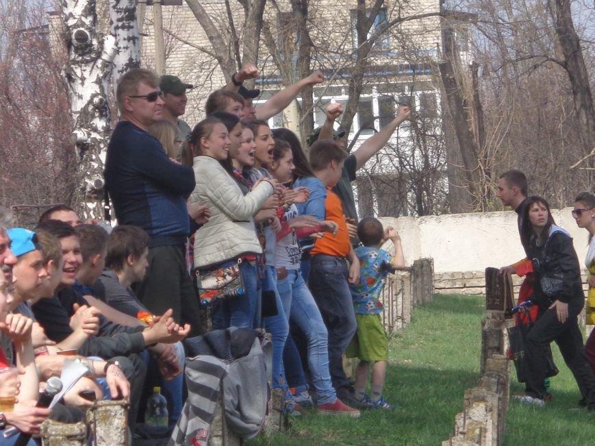В Красноармейске прошел захватывающий и непредсказуемый матч Высшей Лиги Чемпионата Украины по регбилиг (фото) - фото 12