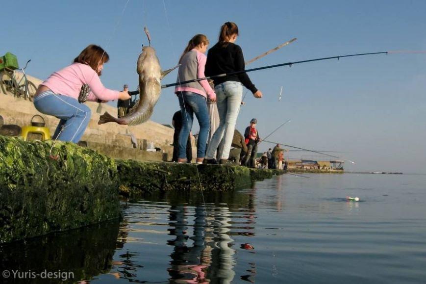 Бердяны массово вышли на рыбалку (ФОТОРЕПОРТАЖ) (фото) - фото 5