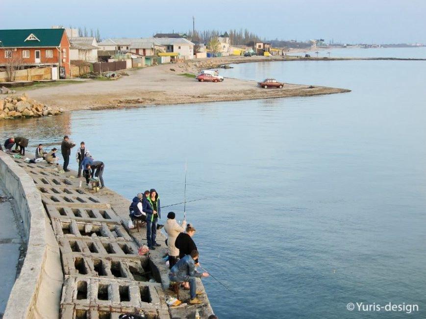 Бердяны массово вышли на рыбалку (ФОТОРЕПОРТАЖ) (фото) - фото 8
