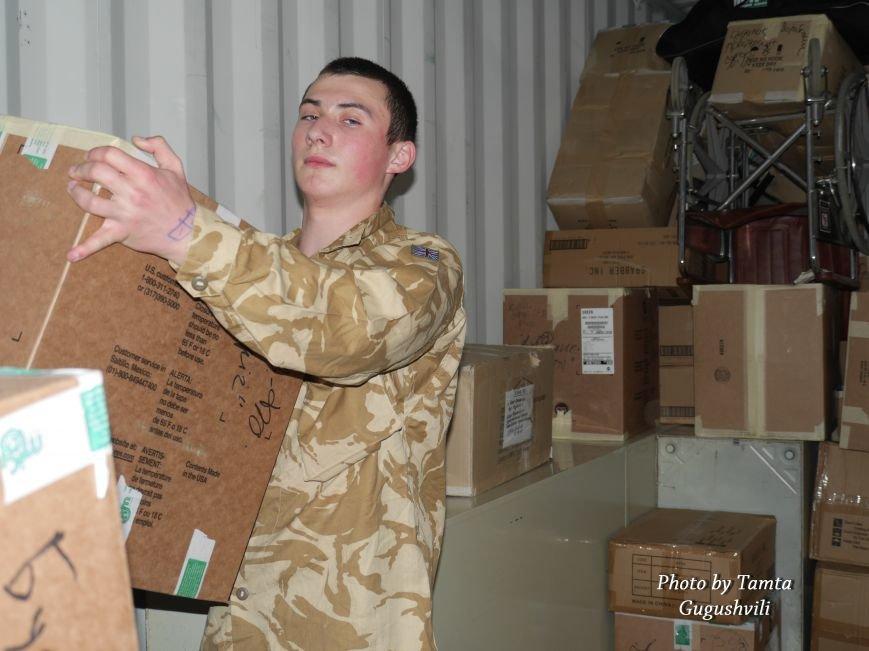 Понад 14 тонн гуманітарного вантажу надіслали зі США до Тернополя (Фото) (фото) - фото 3