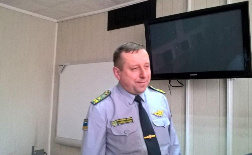 У Хмельницькій прикордонній академії перші випускники Національної поліції (Фото) (фото) - фото 3