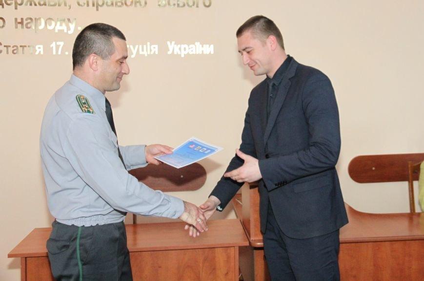 У Хмельницькій прикордонній академії перші випускники Національної поліції (Фото) (фото) - фото 6