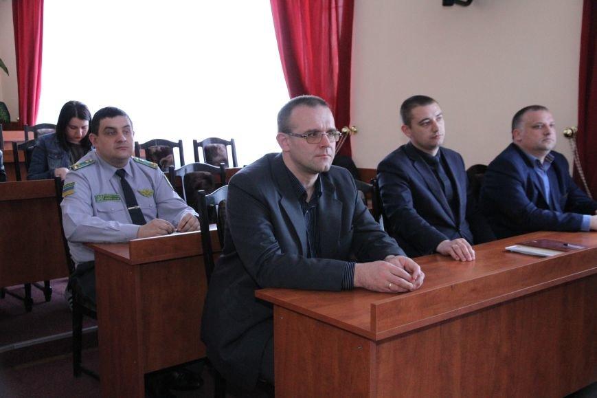 У Хмельницькій прикордонній академії перші випускники Національної поліції (Фото) (фото) - фото 4