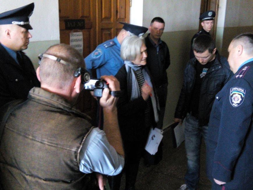 По заявлению активиста суд в Кривом Роге обязал прокуратуру открыть уголовное производство в отношении подполковника Гоптарева (ФОТО), фото-1