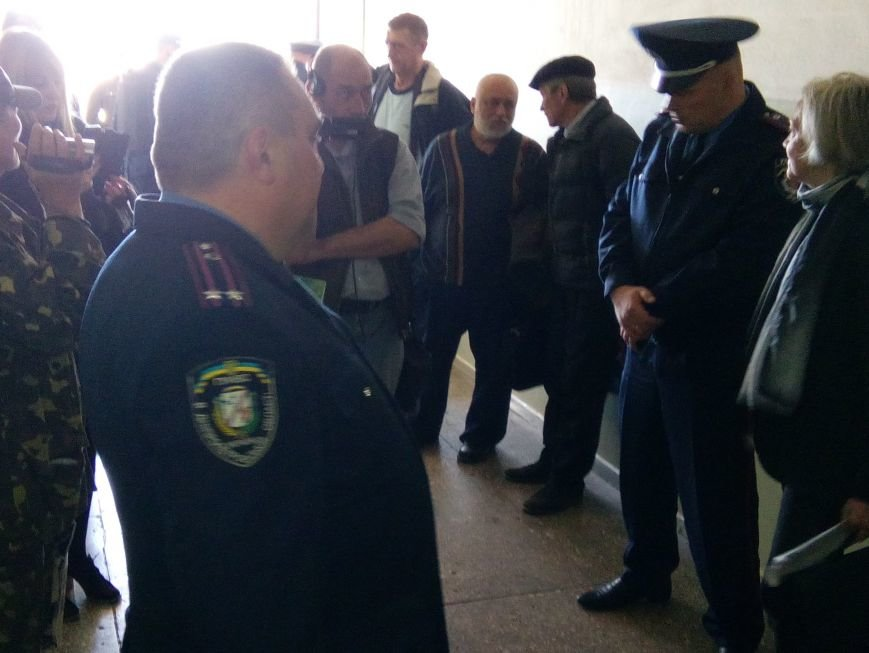 По заявлению активиста суд в Кривом Роге обязал прокуратуру открыть уголовное производство в отношении подполковника Гоптарева (ФОТО), фото-12