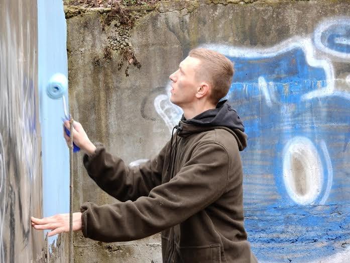 Международную акцию «Зробім» в Витебске поддержали уборкой, фото-3
