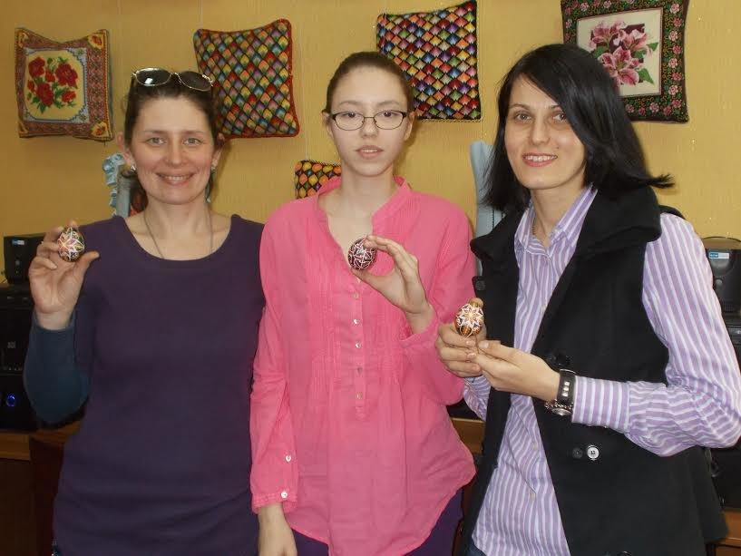 В Мариуполе обучали искусству  росписи пасхального яйца(ФОТО), фото-8