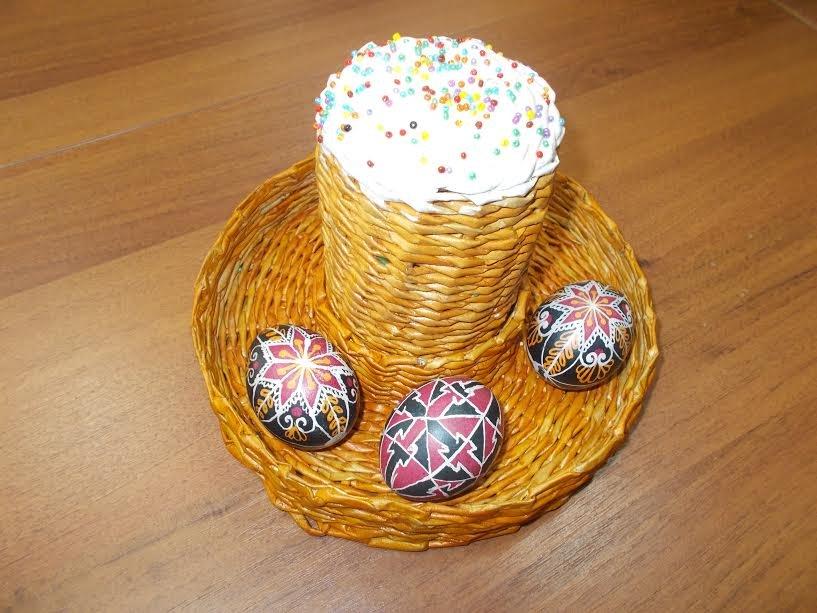 В Мариуполе обучали искусству  росписи пасхального яйца(ФОТО), фото-5
