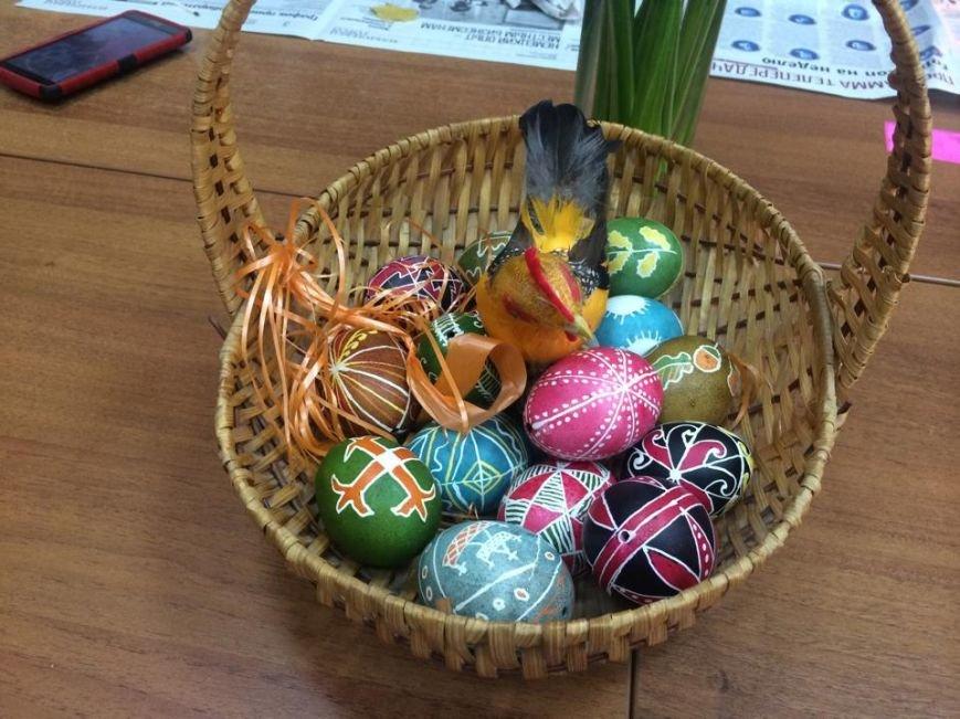 В Мариуполе обучали искусству  росписи пасхального яйца(ФОТО), фото-6