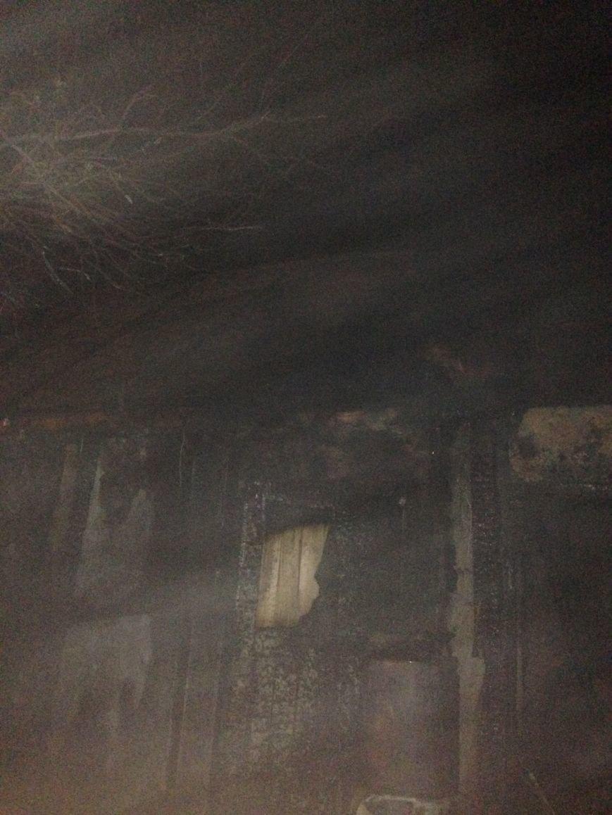 В Кременчуге женщина сама потушила пожар на балконе, фото-2