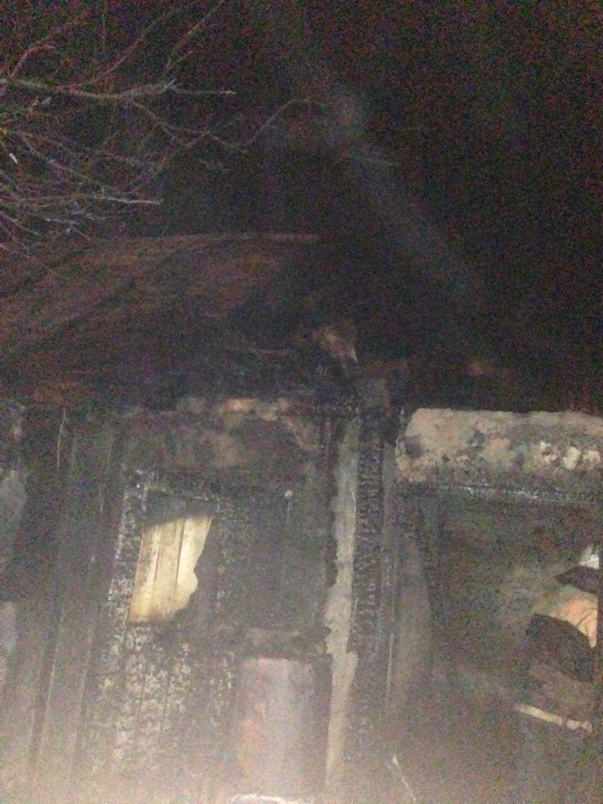 В Кременчуге женщина сама потушила пожар на балконе, фото-3
