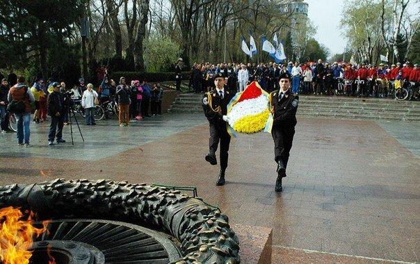 Спортсмены Черноморска приняли участие в легендарной Одесской