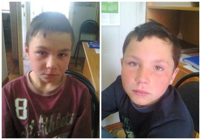 Артур и Алексей