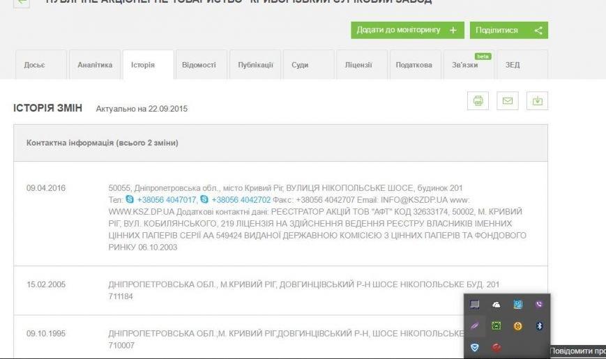 """Чья """"Грива"""" торчит за покупкой акций Криворожского сурикового завода?, фото-6"""