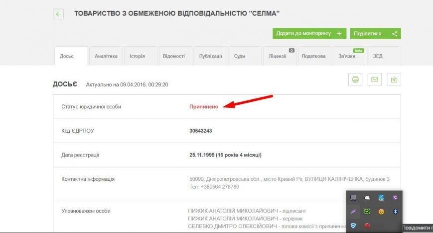 """Чья """"Грива"""" торчит за покупкой акций Криворожского сурикового завода?, фото-3"""