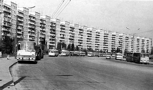 Как появился жилмассив Победа в Днепропетровске: интересные факты, фото-1