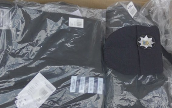 Майбутні патрульні поліцейські Рівного отримали формений одяг (фото) - фото 1