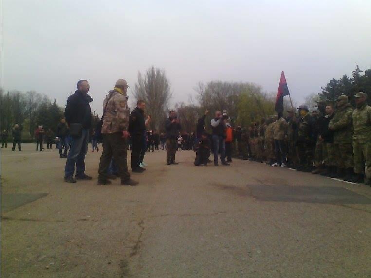 f6a25958da51e71d2fa953ddbc8adb14 Патриоты в Одессе сожгли символы современного фашизма