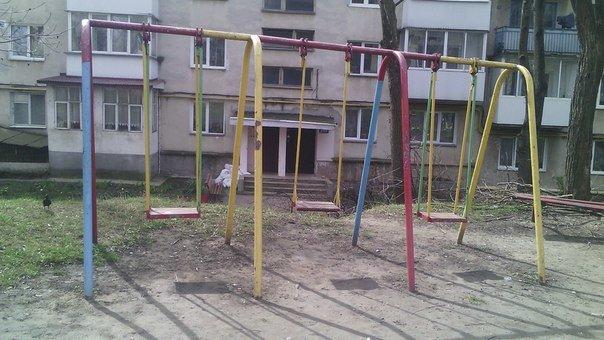 Як виглядають тернопільські дитячі майданчики? (фото) (фото) - фото 1
