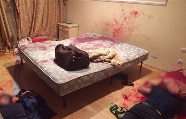 У мережу потрапили фото з місця вбивства індійських студентів (ФОТО 18+) (фото) - фото 2