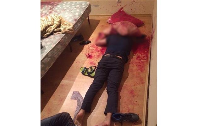 У мережу потрапили фото з місця вбивства індійських студентів (ФОТО 18+) (фото) - фото 1