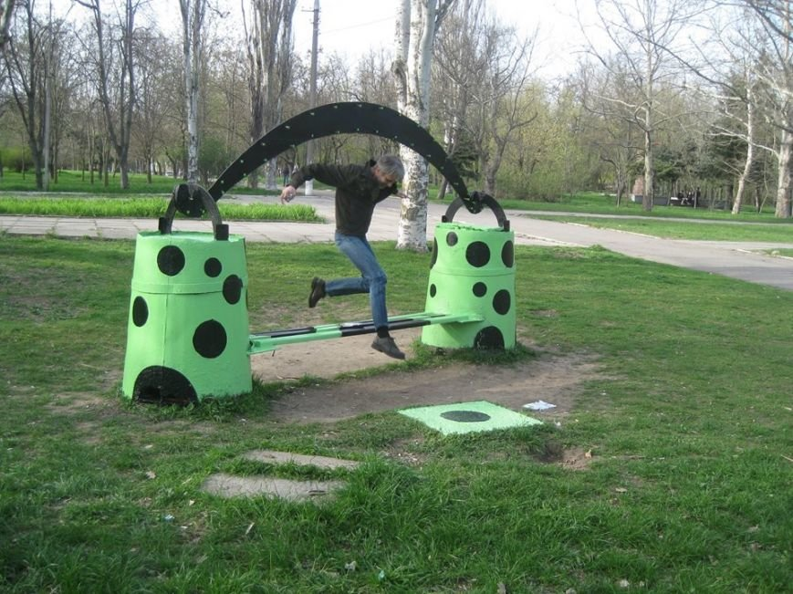 В одном из херсонских парков прошел URBO picnic (фото) (фото) - фото 1