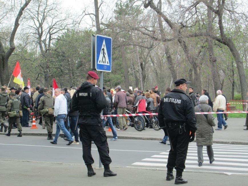 0bdabf366b7c1755cf0cb8ede4f33620 На смену одесской полиции пришла… милиция