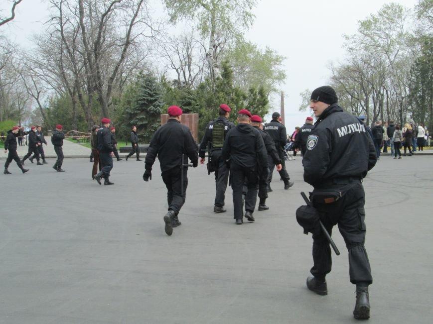 acfa615775d0aefa8293eb43333c1f93 На смену одесской полиции пришла… милиция