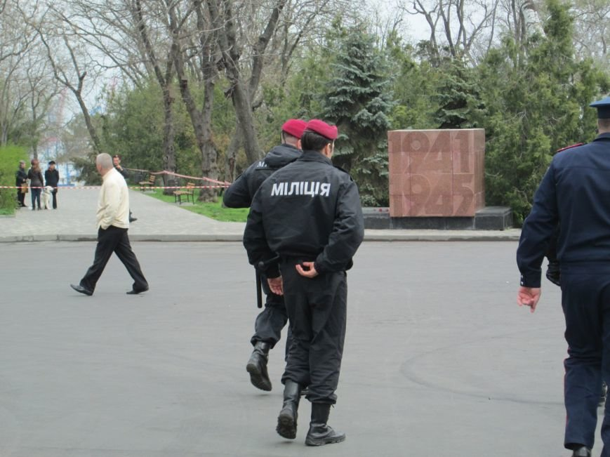 c69fd742cb33a1fe449dd385f97ed534 На смену одесской полиции пришла… милиция