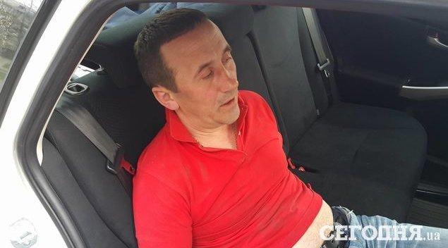 В Киеве пьяный водитель сбил полицейского (ФОТО) (фото) - фото 3