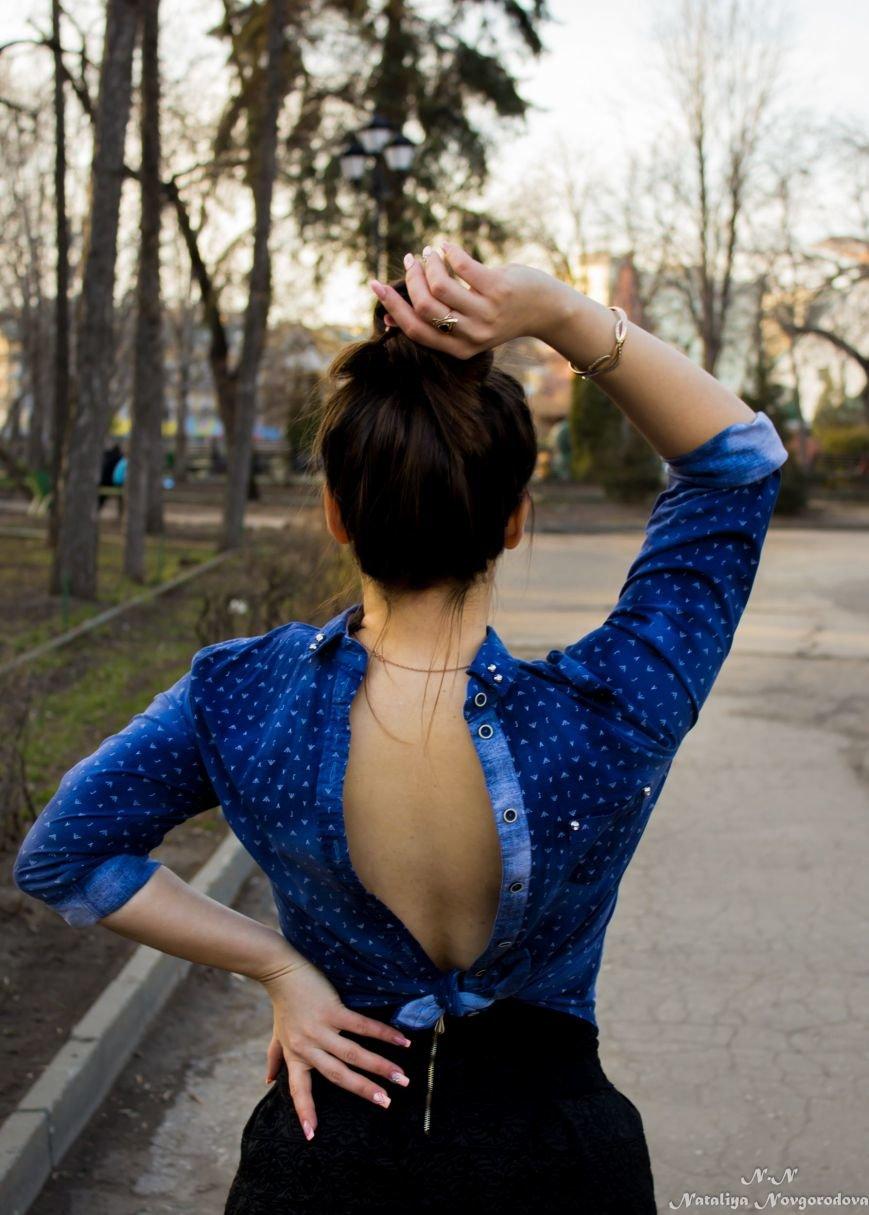 Саратовские модницы начали носить одежду