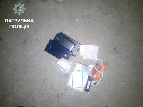 В Кременчуге патрульные задержали похитителя женских сумочек, фото-2