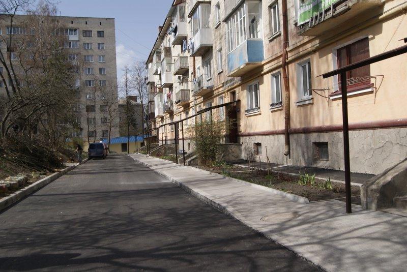 У Тернополі на Миру, 11 та Миру, 12 завершили капремонт, фото-4