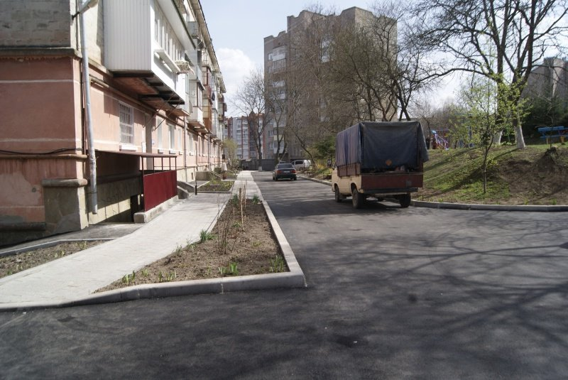 У Тернополі на Миру, 11 та Миру, 12 завершили капремонт, фото-3