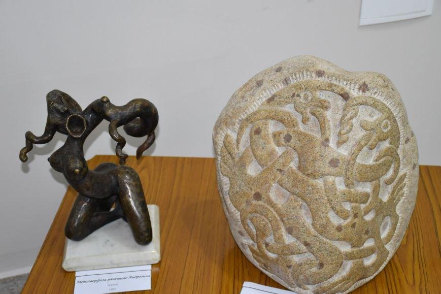 Кто автор городских скульптур Черноморска? (фото) - фото 5