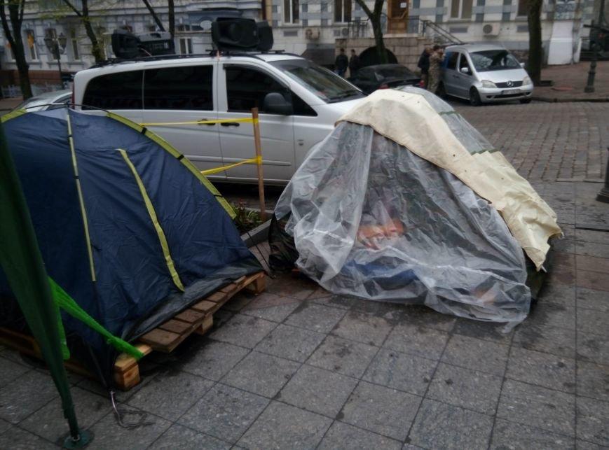 3cba814c39777600fe0da8d4b54b4abb 13-й день прокурорского майдана в Одессе: Баррикады разобрали, но протест продолжается