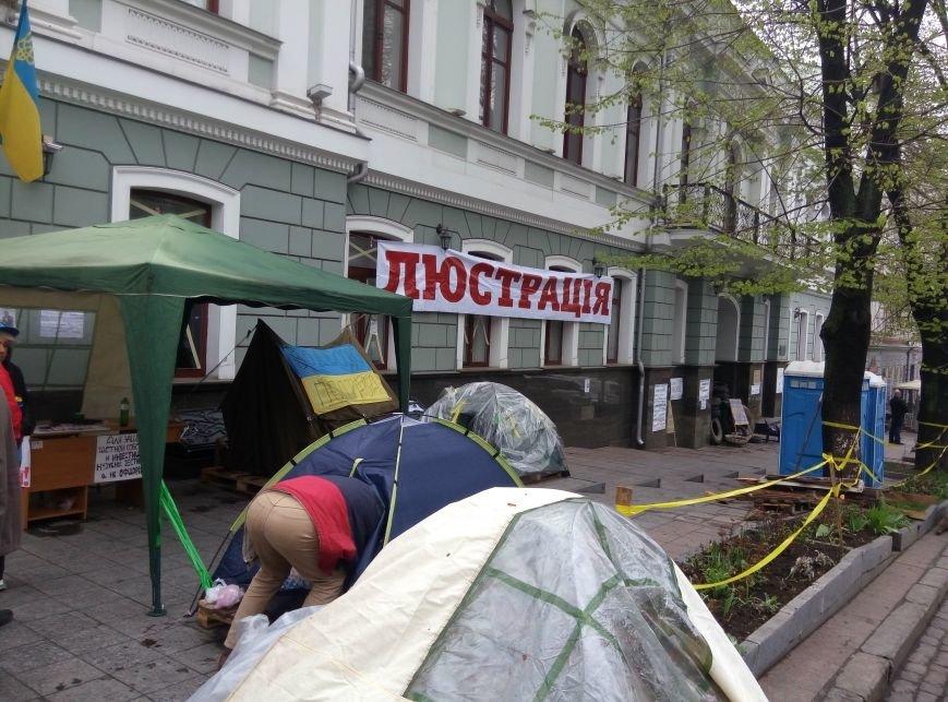 4c53d9e7677fa035e45713b0c8e0d159 13-й день прокурорского майдана в Одессе: Баррикады разобрали, но протест продолжается