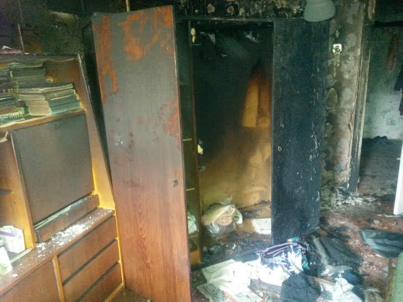 В центре Мариуполя в квартире  чуть не угорел  86-летний мужчина (ФОТО) (фото) - фото 1