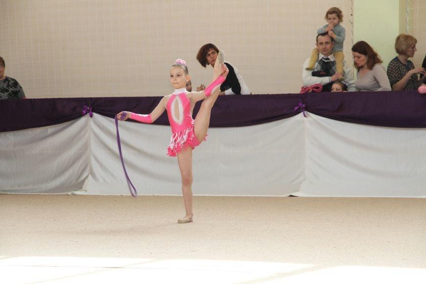 У Хмельницькому змагалися маленькі гімнастики (Фото) (фото) - фото 1