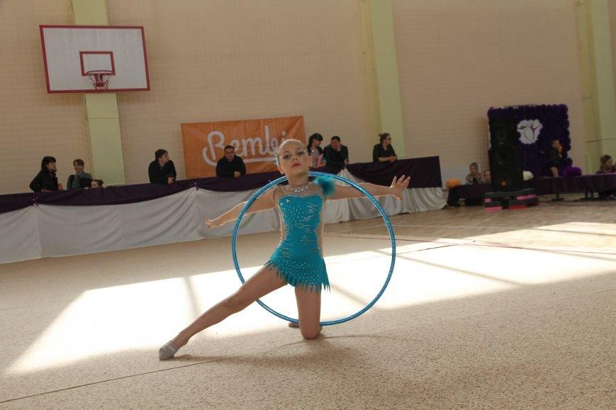 У Хмельницькому змагалися маленькі гімнастики (Фото) (фото) - фото 2