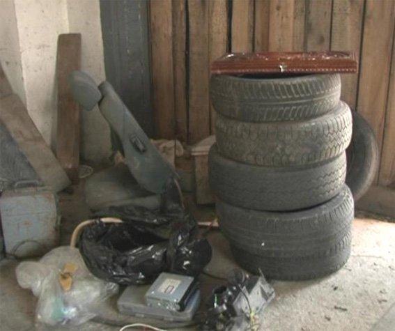 В Кировоградской области поймали наглых серийных воров (ФОТО) (фото) - фото 1