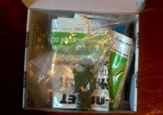 """В Мариуполе жена боевика """"ДНР"""" торговала наркотиками в магазине продуктов (ФОТО), фото-1"""