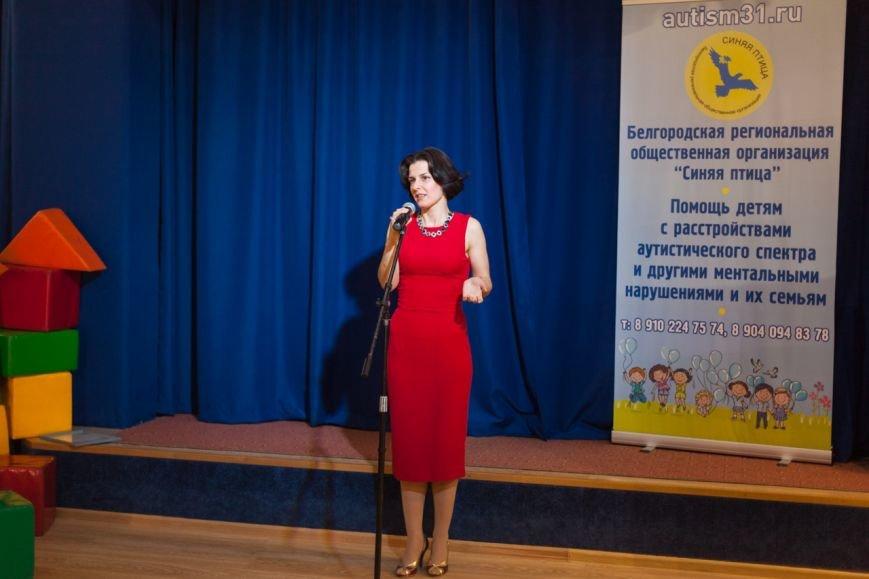 В Белгороде два проекта о детях с аутизмом «Иллюминатор» и «Такие как все» объединили в одну выставку, фото-2