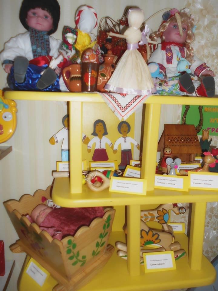 Міні-музеї народознавства створені в ДНЗ № 15 Новограда-Волинського (ФОТО) (фото) - фото 1