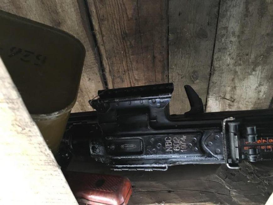 Краматорские пограничники обнаружили схрон диверсантов (ФОТО и ВИДЕО), фото-1