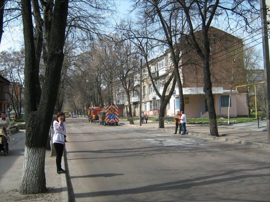 В Конотопі почали ремонтувати дороги, фото-1